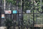 Elingamite Security fencing 18